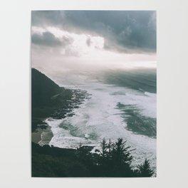 Oregon Coast XIII Poster