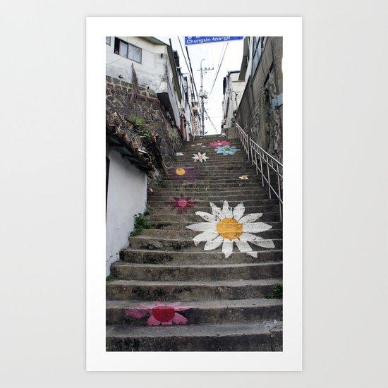 Stairway 1 Art Print