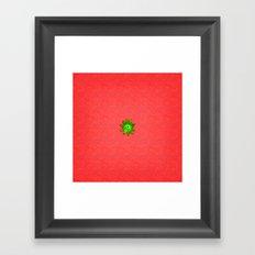Sweet Strawberry  Framed Art Print
