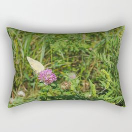 flutterbyyyy Rectangular Pillow