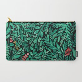Dark Hedgerow Carry-All Pouch