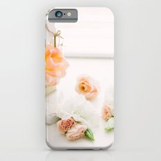 Flowers and Birdcage iPhone 6s Slim Case