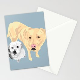 McGee and Abbie Stationery Cards