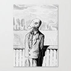 pato Canvas Print