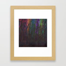 what we do not find ... we must make Framed Art Print