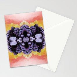 desert sun 2 Stationery Cards