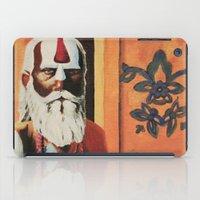 religious iPad Cases featuring Religious, Man by Ryan Villarma