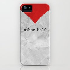 find you half (part 2 of 2) Slim Case iPhone (5, 5s)
