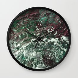 ferocity Wall Clock
