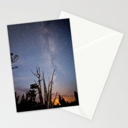 Midnight City Stationery Cards