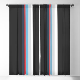 Classic Stripes Tianlong Blackout Curtain