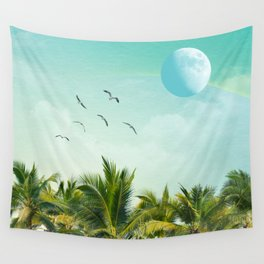 003 - A new Moon Wall Tapestry