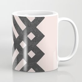 Geometric loop Coffee Mug