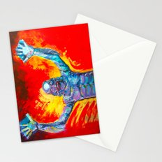 Creature From The Black Lagoon  Stationery Cards