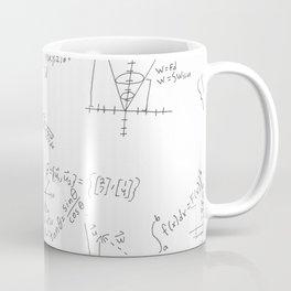 As Calculus Goes to Infinity... Coffee Mug