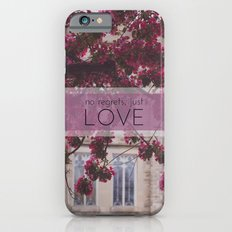 no regrets, just love iPhone 6s Slim Case