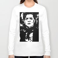 vampire Long Sleeve T-shirts featuring Vampire by PCRK