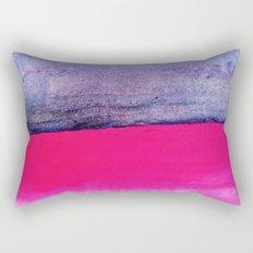 Abstract Landscape 92 Rectangular Pillow