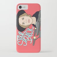 cassia beck iPhone & iPod Cases featuring Star Beck by Chelsea Herrick