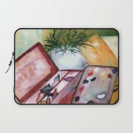 Caixa de tintas (Paint box) Laptop Sleeve