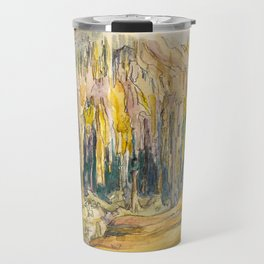 Carlsbad Cavern National Park Travel Mug