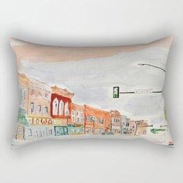 Jefferson Street Rectangular Pillow