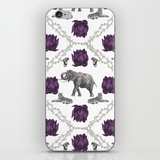 The Tale of Two Tigers iPhone & iPod Skin