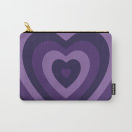 Amethyst Hypnohearts Carry-All Pouch