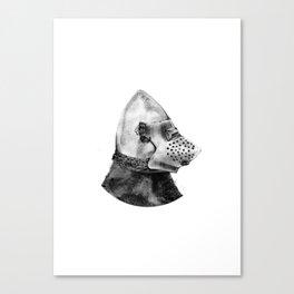 Hound's Hood Canvas Print