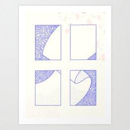 Unvergesslich Art Print