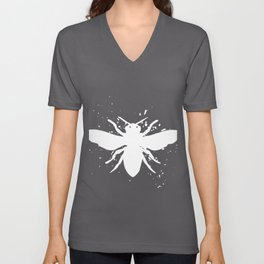 Bee - Graphic Fashion Unisex V-Neck