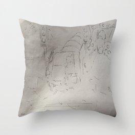 Monday 10th February 2014 (9) Throw Pillow