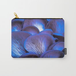 Oyster Mushrooms at Night Carry-All Pouch