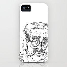 Groucho iPhone Case