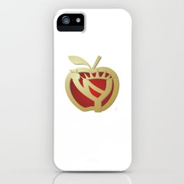 LOGO for THE BIG APPLE iPhone Case
