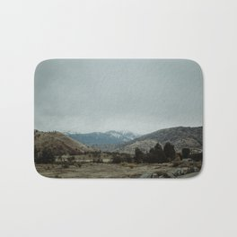Lower Sierras Bath Mat