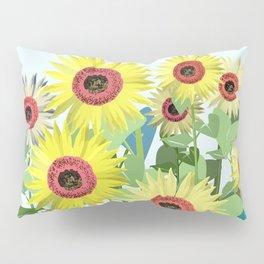 A sunny day lb. Pillow Sham