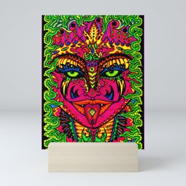 Serpentine Ellora Mini Art Print