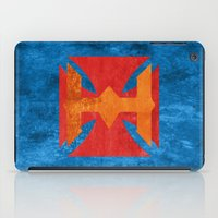 he man iPad Cases featuring He-Man by Some_Designs