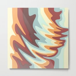 Abstract painting 155 Metal Print