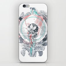 /blo͞om/ iPhone & iPod Skin