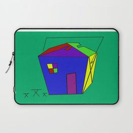 Take Out House Laptop Sleeve