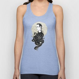 Sherlock Holmes - Consulting Detective Unisex Tank Top