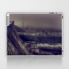 Mansfield Fog Laptop & iPad Skin