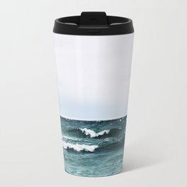 Turquoise Sea #3 Travel Mug