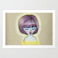 Cady Art Print