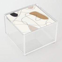 Thin Flow II Acrylic Box