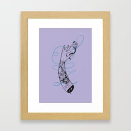 Kinstu Framed Art Print