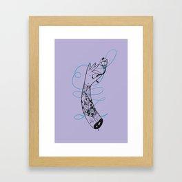 Kinstu Framed Art Print