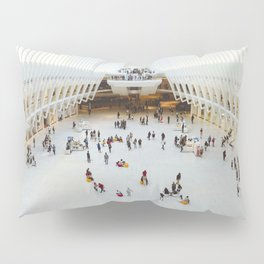 People in Oculus,  New York Pillow Sham